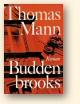 Omslag van 'Buddenbrooks' van Thomas Mann