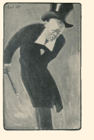 Winston Churchill, zoals gezien door H.G. Bartholomew
