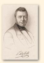 Isaac da Costa, portret door J.G. Schwartze/J.H. Rennefeld
