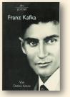 Omslag van 'Franz Kafka' door Detlev Arens