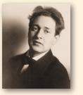 Erich Wolfgang Korngold als jonge componist