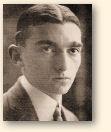 Federico Mompou, hier als Catalaanse jongeman