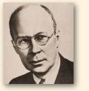 De componist Sergej Prokofjev