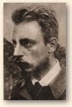 Rainer Maria Rilke in 1900
